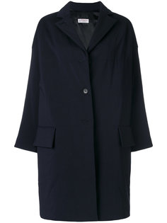 пальто с карманами с клапаном  Alberto Biani