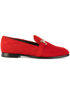 matelassé loafers Tods Tod`S