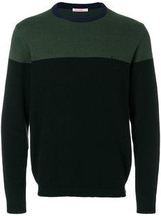 colour block sweatshirt  Sun 68
