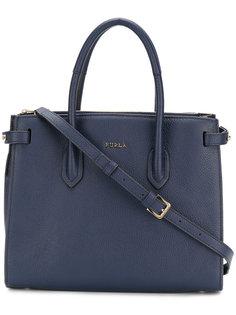 сумка-тоут с верхними ручками Furla