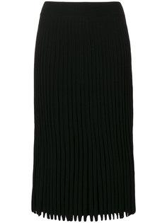 юбка в рубчик  Cédric Charlier