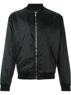 жаккардовая куртка-бомбер Versus