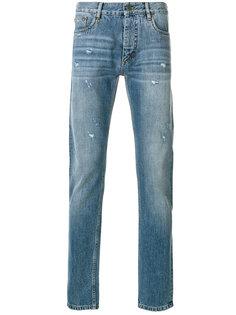джинсы прямого кроя Marc Jacobs