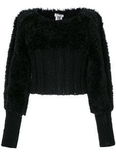 cropped sweater Comme Des Garçons Noir Kei Ninomiya