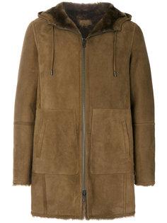 пальто с капюшоном Desa 1972