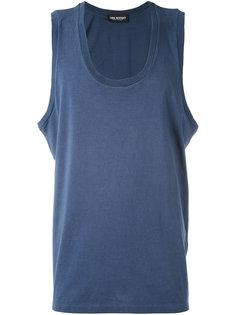 футболка без рукавов с принтом вспышки молнии Neil Barrett
