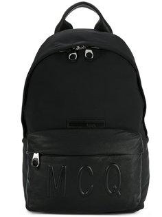 рюкзак с тисненым логотипом McQ Alexander McQueen