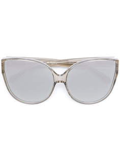 cat eye sunglasses Linda Farrow