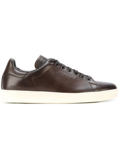 кроссовки на шнуровке Tom Ford