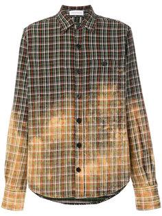 рубашка в клетку Faith Connexion