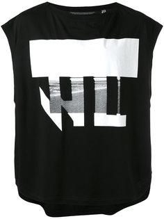 футболка без рукавов  Julius