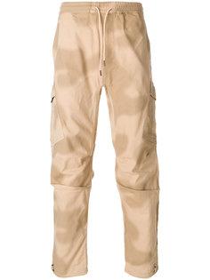спортивные брюки с принтом Maharishi