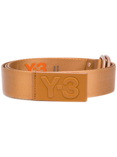 embossed logo belt Y-3
