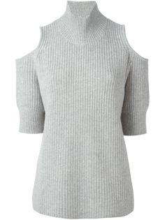 свитер Gondola с вырезными деталями Zoe Jordan