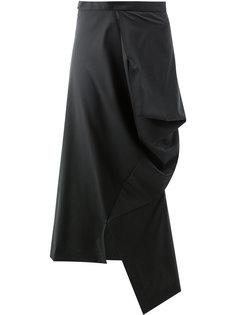 асимметричная юбка Moohong