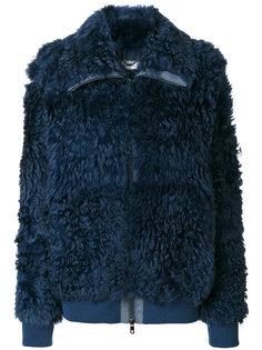 куртка-бомбер на молнии  Desa Collection