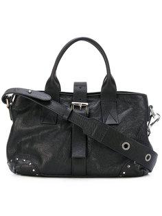 сумка-тоут с ремешками P.A.R.O.S.H.