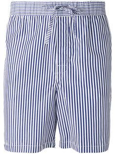 полосатые шорты на завязках Otis Batterbee