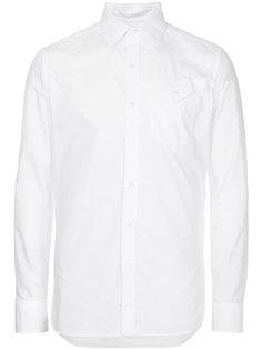 рубашка с накладным карманом Kolor