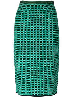 юбка-карандаш  Diane Von Furstenberg
