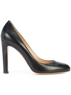 туфли-лодочки с закругленным носком Francesco Russo