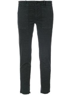 джинсы с необработанными краями Nili Lotan