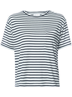 футболка в полоску  Anine Bing