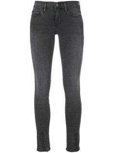 джинсы с разрезами Frame Denim