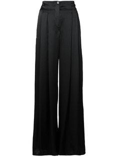 брюки палаццо с высокой талией Raquel Allegra