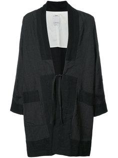 пальто в полоску  Visvim