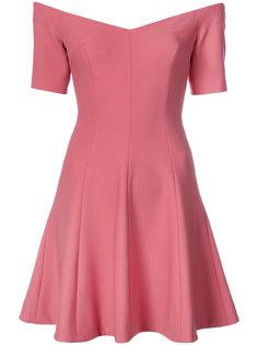 расклешенное платье с вырезом стиля сердце Cinq A Sept
