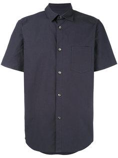 рубашка с короткими рукавами A.P.C.