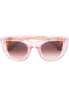 """солнцезащитные очки в оправе """"кошачий глаз"""" Thierry Lasry"""
