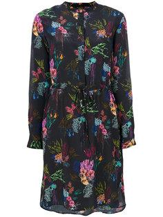 платье с цветочным принтом Ps By Paul Smith
