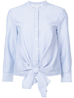 полосатая рубашка Veronica Beard