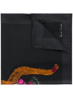 нагрудный платок с принтом ленивца Paul Smith