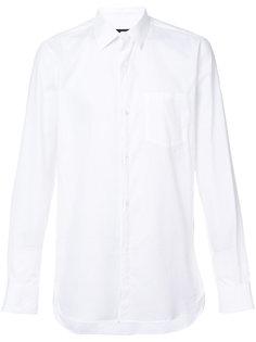 рубашка с накладным карманом Ann Demeulemeester