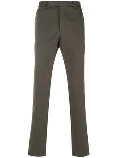 брюки прямого кроя Fendi