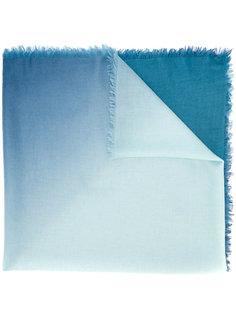 шарф с градиентным эффектом Paul Smith