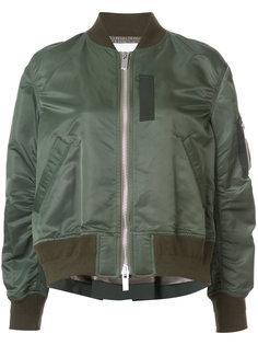 куртка бомбер Sacai