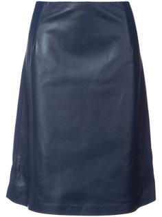 А-образная юбка  Carolina Herrera