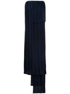 плиссированное платье  Dion Lee