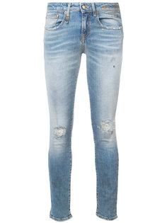 джинсы скинни Allison R13