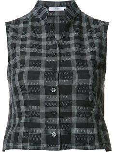 укороченная блузка без рукавов Tome