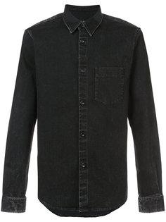 джинсовая рубашка Victor A.P.C.