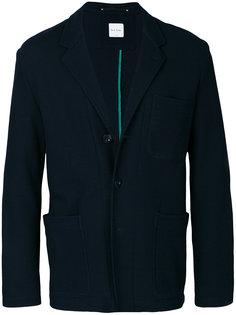 трикотажный пиджак-блейзер  Paul Smith