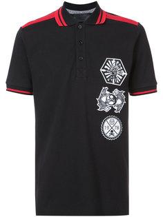 рубашка-поло с вышивкой Philipp Plein