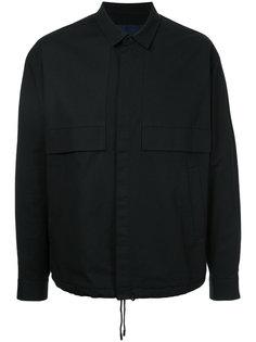 drawstring shirt jacket Juun.J