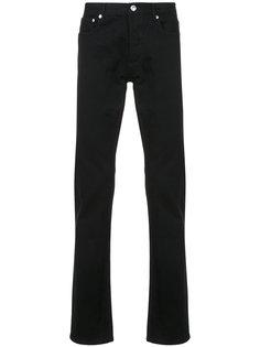 классические джинсы кроя слим A.P.C.