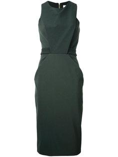 платье с драпировкой Utility Dion Lee